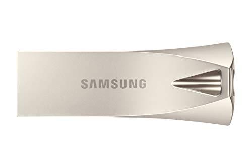Samsung Bar Plus Unidad Flash USB 32 GB USB Tipo A 3.2 Gen 1 (3.1 Gen 1) Plata
