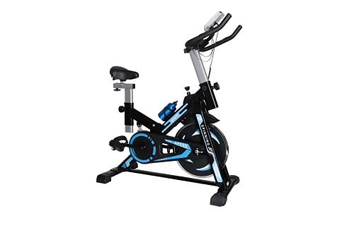 Bicicleta estática Spinning- Bicicletas Spinning para Fitness - Volante Inercia 12...