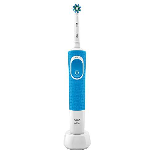 Oral-B Vitality 100, Cepillo eléctrico recargable con tecnología de Braun, 1 mango...