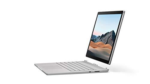 Microsoft Surface Book 3 - Ordenador portátil convertible 2 en 1 de 13' Full HD...
