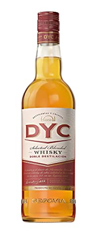 DYC Whisky Nacional 40%, 1000ml