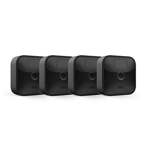 Nueva Blink Outdoor | Cámara de seguridad HD inalámbrica y resistente a la...