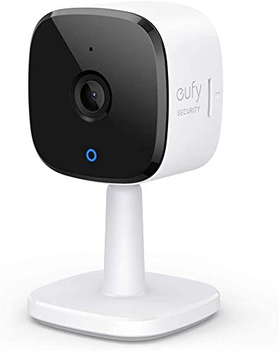 eufyCam 2K cámara IP WIFI de vigilancia enchufable para interiores, con función...