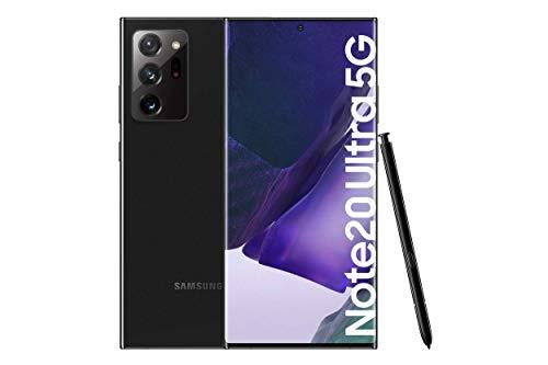 Samsung Galaxy Note20 Ultra 5G Smartphone Android Libre de 6.9' 256GB Mystic Black...