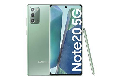 Samsung Galaxy Note 20 5G Smartphone Android Libre de 6.7' 256GB Mystic Green...