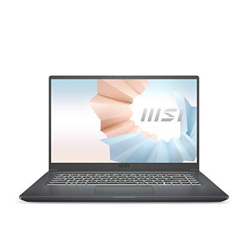 MSI Modern 15 A11M-045XES - Ordenador portátil de 15.6' FullHD (Intel Core...