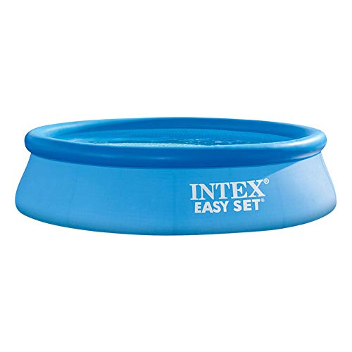 Intex 28120NP - Piscina hinchable octogonal 305 x 76 cm, 3.853 litros