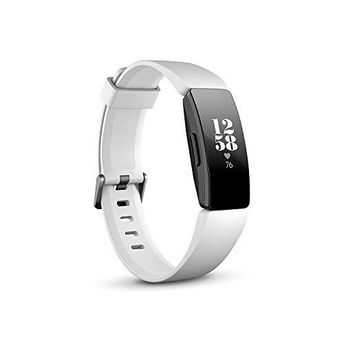 Fitbit Inspire HR, Pulsera de salud y actividad física con ritmo cardiaco,...
