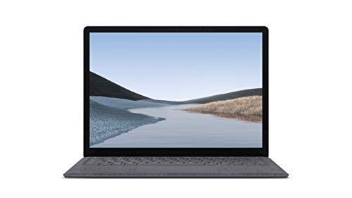 Microsoft Surface Laptop 3 - Ordenador portátil de 13.5' táctil (Intel Core...