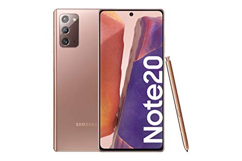 Samsung Galaxy Note20 4G Smartphone Android Libre de 6.7' 256GB Mystic Bronze...