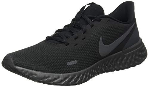Nike Revolution 5, Zapatillas de Atletismo Mens, Multicolor Black Anthracite 001,...