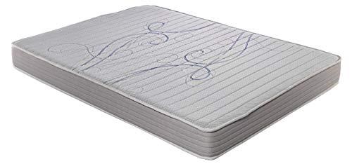 ROYAL SLEEP Colchón viscoelástico 90x190 de máxima Calidad, Confort y firmeza...