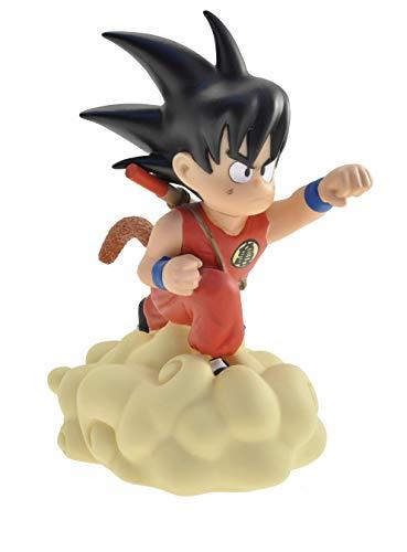 Plastoy - Hucha Dragon Ball Z (80022) Dragon Ball Hucha Son Goku, Multicolor, Talla...