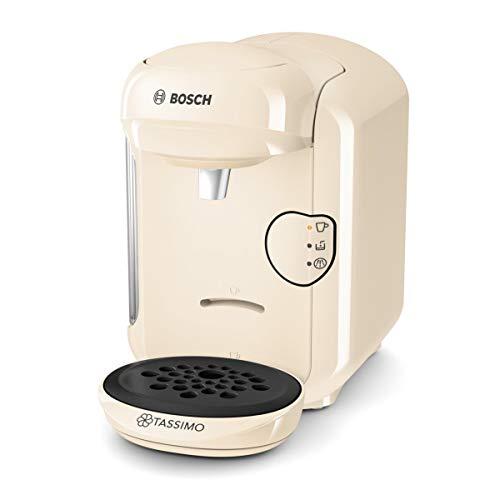 Bosch TAS1407 Tassimo Vivy 2 - Cafetera Multibebidas Automática de Cápsulas,...