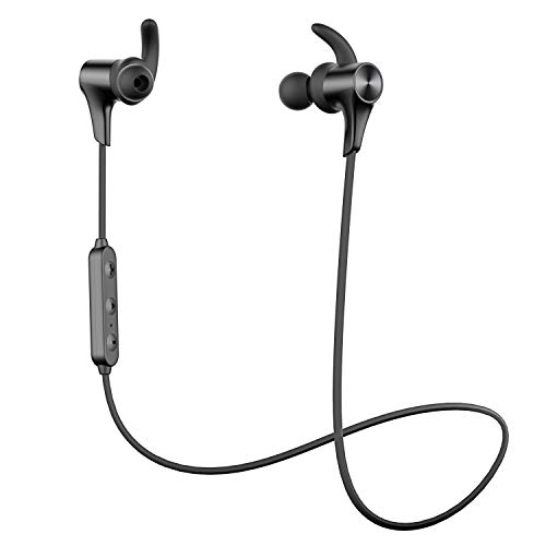 【Nuevo Versión Q12 HD】 SoundPEATS Auriculares Bluetooth 5.0 Inalámbrico...