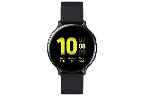 Samsung SM-R825FZKAPHE - Galaxy Watch Active 2 - Smartwatch de Aluminio, 44mm, Color...