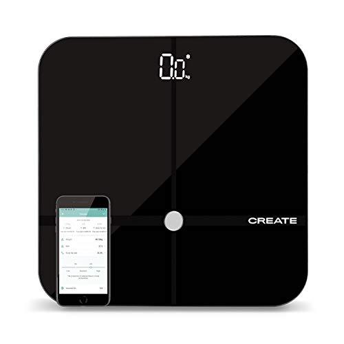 IKOHS BALANCE BODY SMART - Báscula de baño de bioimpedancia con App, Wifi,...