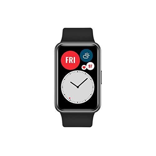 """HUAWEI Watch FIT - Smartwatch con Cuerpo de Metal, Pantalla AMOLED de 1,64"""", hasta..."""