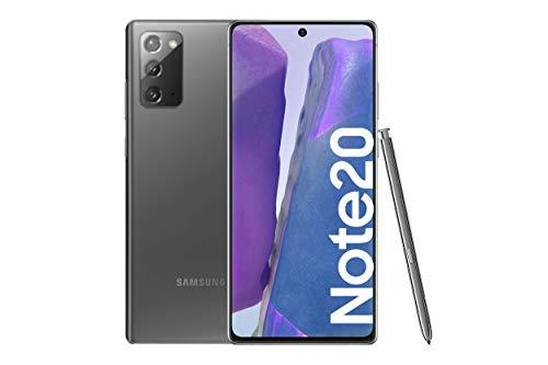 Samsung Galaxy Note20 4G - Smartphone Android Libre de 6.7' I 256 GB I Mystic Gray I...
