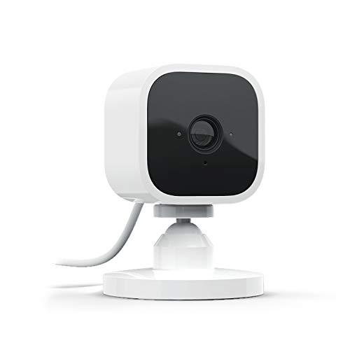 Presentamos la Blink Mini, cámara de seguridad inteligente, compacta, para...