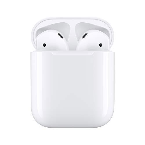 Apple AirPods con estuche de carga con cable (2.ª generación)