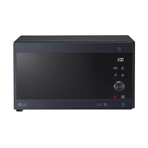 LG MH6565CPW Grill Smart Inverter Microondas 1000 W, Grill 900 W, Micro+Grill 1450 W,...