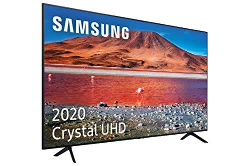"""Samsung Crystal UHD 2020 43TU7005- Smart TV de 43"""", Resolución 4K, HDR 10+, Crystal..."""