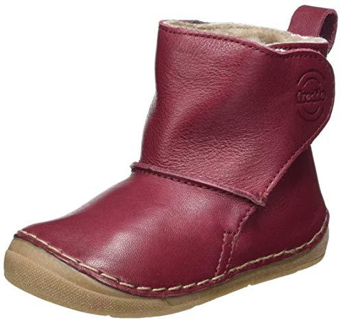 Froddo G2160057 Unisex-Child Boot, Botín niños, Burdeos, 20 EU