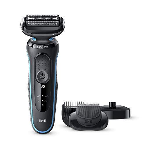 Braun Series 5 50-M4500cs Afeitadora Eléctrica, máquina de afeitar barba hombre de...