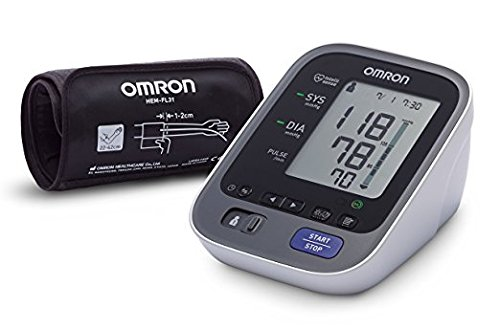 OMRON M7 Intelli IT - Tensiómetro de brazo, Bluetooth, aplicación OMRON Connect...