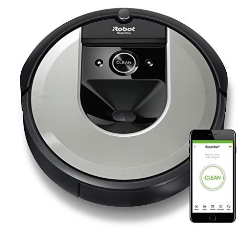 iRobot i7 Roomba - Robot aspirador adaptable al hogar, ideal para mascotas, alta...