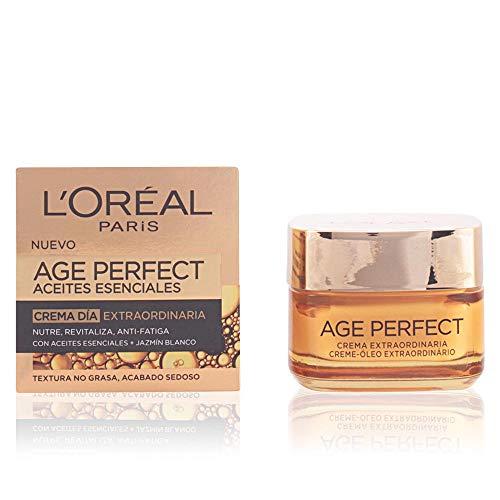 L'Oreal Paris Dermo Expertise Crema Día Nutritiva Aceite Extraordinario Age Perfect...
