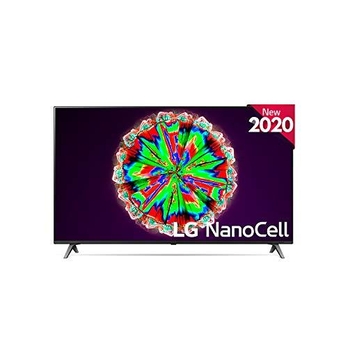 LG 49NANO80ALEXA - Smart TV 4K NanoCell 123 cm, 49' con Inteligencia Artificial,...