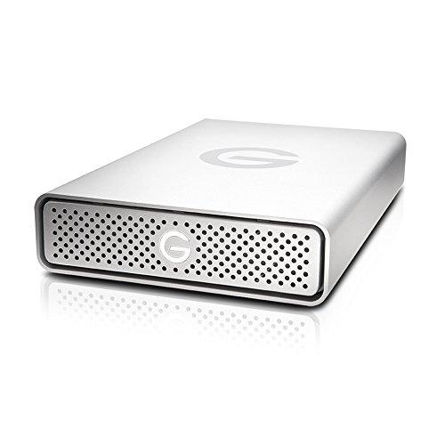 G-Technology G-DRIVE 10TB Enterprise Clase 7200 RPM, 245MB/s, con USB 3.0