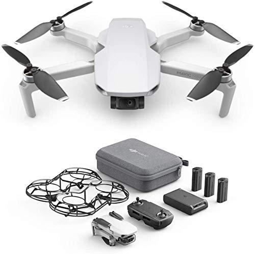 DJI Mavic Mini Combo CP.MA.00000124.01, Dron Ultraligero y Portátil, Duración...