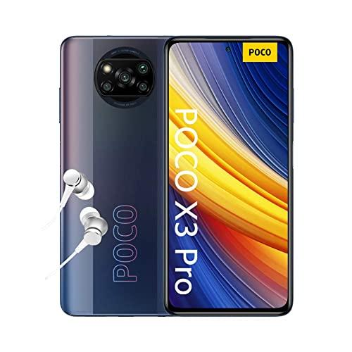 "POCO X3 Pro, Smartphone 8+256 GB, 6,67"" 120 Hz FHD+ DotDisplay, Snapdragon 860,..."