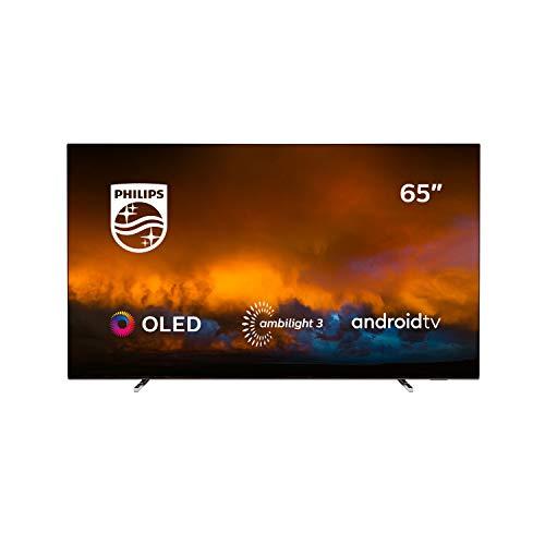 Philips 65OLED804/12 Televisor Smart TV OLED 4K UHD, 65 pulgadas (Android TV,...