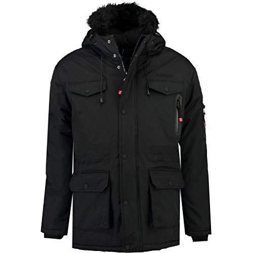 Geographical Norway Parka Hombre ALCALINE 041 rol 7+BS