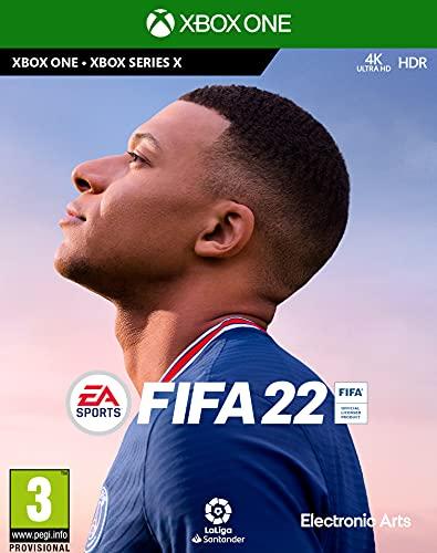 FIFA 22 Standard   Xbox One - Código de descarga
