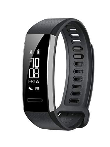 Huawei Band 2 Pro - Pulsera de Actividad, Pantalla Táctil, Monitor de Ritmo y...