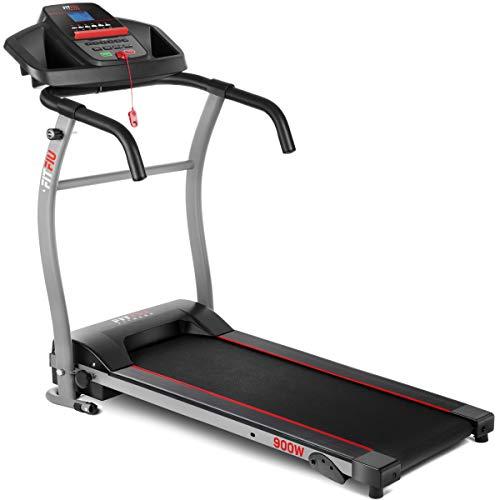 FITFIU Fitness MC-100 - Cinta de correr y andar Plegable, velocidad hasta 10km/h,...