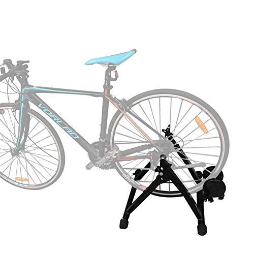 Joyfitness Rodillo de Ciclismo Indoor Bike Trainer Stand Magnet Magnetic Resistance...