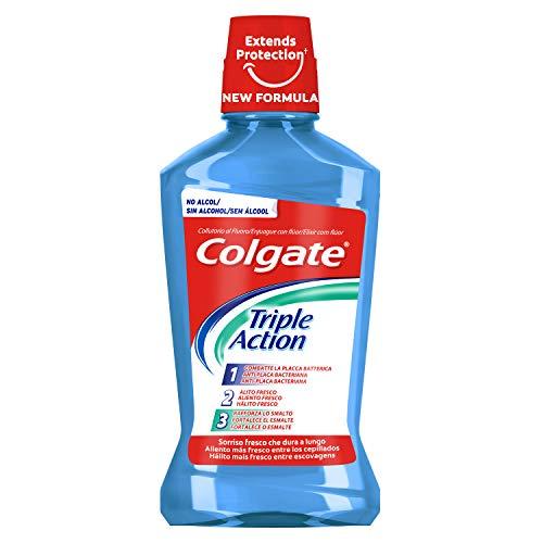 Colgate - Triple Action - Enjuague bucal - 500 ml