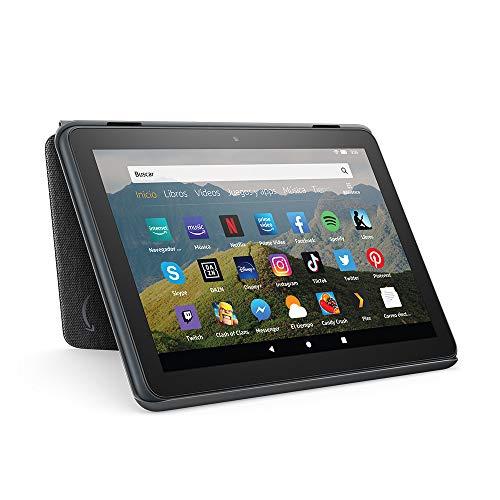 Amazon Funda para tablet Fire HD 8 (compatible con el tablet de 10.ª generación,...