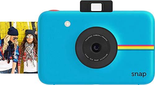Polaroid Snap - Cámara digital instantánea, tecnología de impresión Zink Zero...