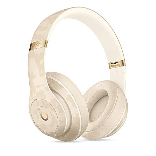 Beats by Dr. Dre Studio3 Inalámbrico Auriculares, Beats Camo Collection, Beige Arena...