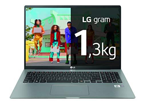 LG - 17Z95N-G-AA78B - Portátil ultraligero 17' WQXGA (IntelCore i7 11ª Generación,...