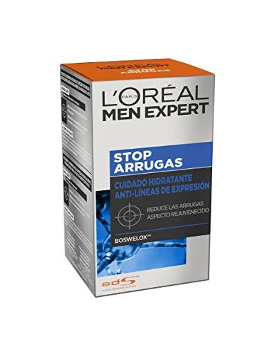 L'Oréal Paris Men Expert Stop Arrugas - Crema Hidratante Anti-Líneas de Expresión...