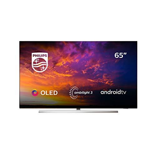 Philips 65OLED854/12 - Televisor Smart TV OLED 4K UHD, 65 pulgadas, Android TV,...