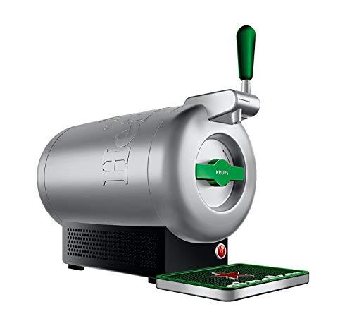 Krups The Sub Heineken VB650E10 - Tirador de cerveza, 2 L frescos de la cerveza 15...